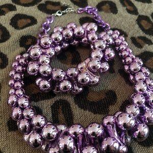 Necklace and.bracelet